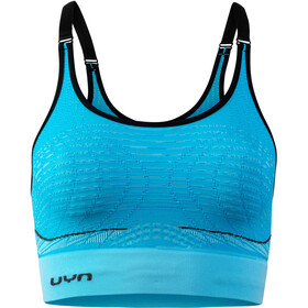 UYN Motyon UW Bra Medium Support Women, aquarius/anthracite